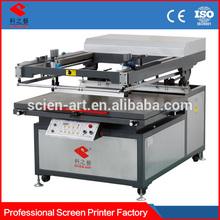 Wedding card screen printing machine,flat screen printing machine for sale,price of screen printing machine