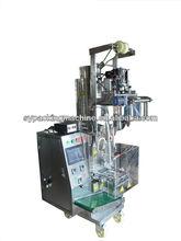 Shanghai manufacturer, Sachet cream paste packing machinery, OMRON PLC control