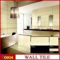 banheiro azulejo da parede da placa