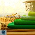 venta al por mayor de algodón egipcio de tela para prendas de vestir hechas en china