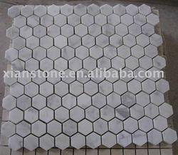 Natural modern marble mosaic designs