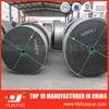 EP Polyeste flat fabric Rubber Conveyor Belt
