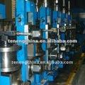 Hg165 máquina para fazer o tubo redondo/165mm aço carbono sem costura round tubulação da linha de produção
