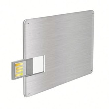 Wholesale Freesample Hotselling flip card usb flash drive