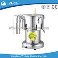 Comercial wf-a3000 ss frutas extractor de jugo/apple juice extractor/zanahoria jugo de la máquina