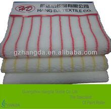 Respiration fibre with color stripe 750g/sqm-12mm