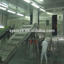 Vegetable Processing Line For Quick Freezing/Vegetable Frozen Production Plant