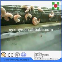 fish/chicken/shrimp quick freezing machine
