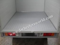 KW200ZH-2C Three Wheel Car;Africa Cabin Cargo Petrol Three Wheel Car;3 Wheel Car;3 Wheel Motorcycle For Sale(USD1159.00)