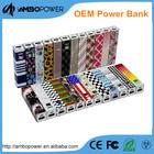 Aluminium Lipstick power bank 2600mah/power bank 2600