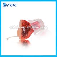 square australia Comfy Mini Soft Shell Modular ITC Digital Hearing Aid S-10A for Better Hearing