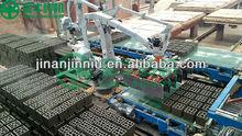 Auto brick setting machine green brick setting machine