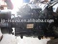 motor diesel con montar la caja de cambios o transmisión
