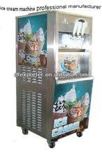 BQL-932 soft ice cream machine,luxury feeling