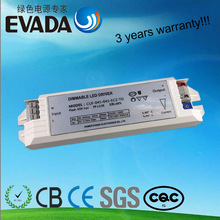 45W Dimmable LED Driver/Power supply with PWM/Resistance dimming