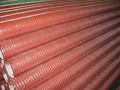 resistência de alta temperatura de silicone mangueira de sucção