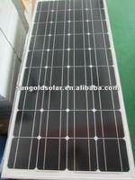 best price per watt 195W36V mono pv solar panel