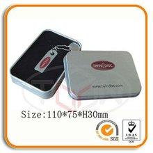 USB Flash Driver Memory Stick Tin Box