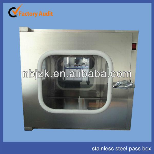 in acciaio inox box di passaggio come attrezzature ospedale attrezzature