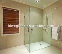 toughened glass price / toughened glass 4mm / EN12150 /as/nzs2208:1996 approved