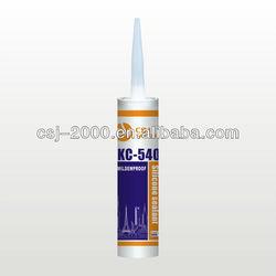 mildewproof cabinets & bathroom silicon sealants 540