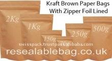 Paper packaging Bags Wholesale