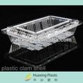 pvc pet scatola di plastica trasparente contenitore di imballaggio per alimenti
