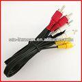 Neupreis doppelt geschirmt cinch-kabel 5ft 6ft 10ft