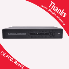 Full D1 4ch H.264 DVR, HDMI, 4CH D1 record and play back, only 28.7USD