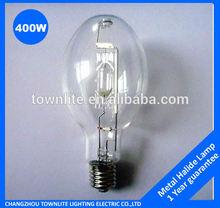 400W ED metal halide bulb for industrial fixture