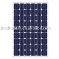 Panel solar fotovoltaico fabricación 135 w monocristalino obleas