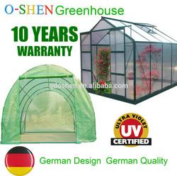 Aluminum Garden Greenhouse