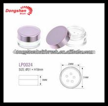 Beautiful Basic Mineral Makeup Package/Powder Jar,makeup brushes free sample,makeup brushes
