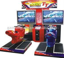 Simulator racing game machine/ Driving Arcade Games/ coin operated basketball game machine
