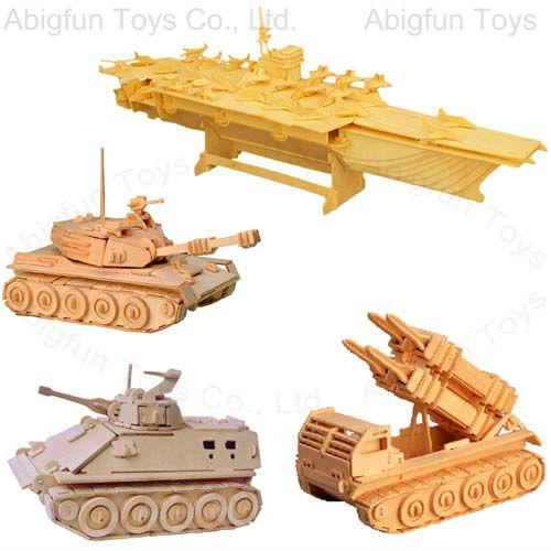 Madeira porta aviões modelo, construção de madeira encouraçado kit, 3d destruidor de madeira puzzle quebra-cabeça