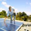 220w high efficiency solar panel