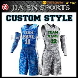 Best basketball jersey design Camo basketball jersey,sublimated custom camo basketball uniform