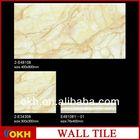 Standard sizes glazed wall tile
