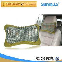 "Sunmas SM9130 pain back vibrators neck and back car massage cushion """