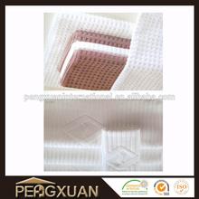 Profession Plain Good Elasticity 100% Cotton Patchwork Floor Mats