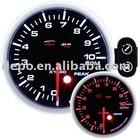 60mm Stepper Motor Racing Tachometer (Auto Gauge)