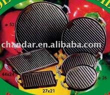 Cast iron baking plate&pan
