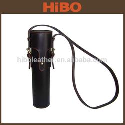 Genuine leather scope cover