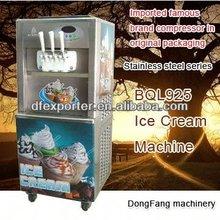 icecream batch freezer ce approved
