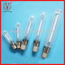 Niobium tube High Pressure Sodium Lamp 50-1000W