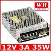 35w 15v 3a single output led switching power supply