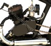 Kit del motor de la bicicleta de calidad superior / motor del ciclomotor 80cc