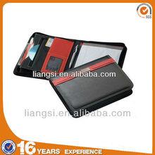 601717910 A4 PU Leather Portfolio