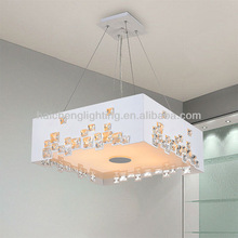 China Lights & Lighting white crystal chandelier