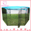 Wire Folding Metal Dog Fence Mesh with Cover